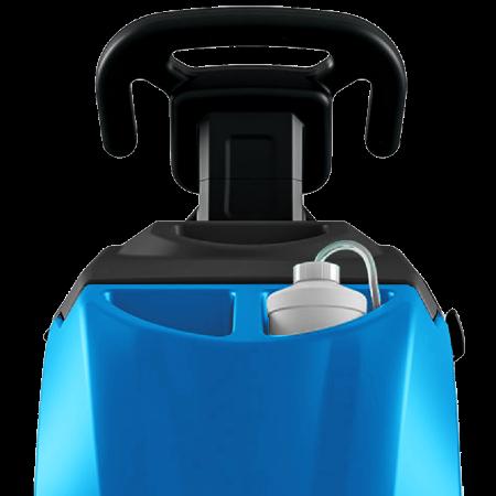 Zauber ZB 24 maszyna czyszcząca